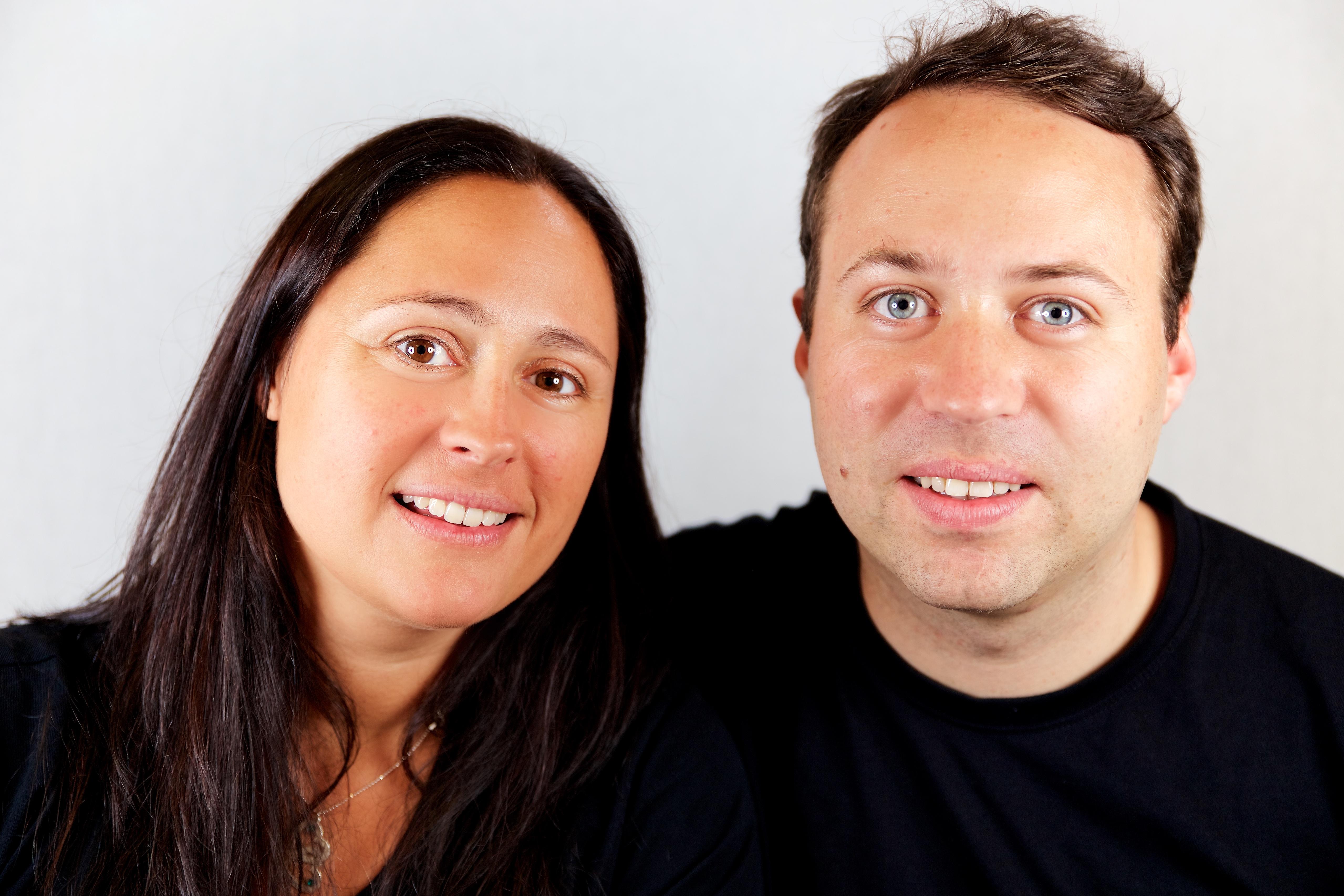 Marco Lehner und Nicole Rößger von Vitamoveo, Praxis für Cranio Sacral Therapie, Osteopathie Baby, Physiotherapie, unerfüllter Kinderwunsch.