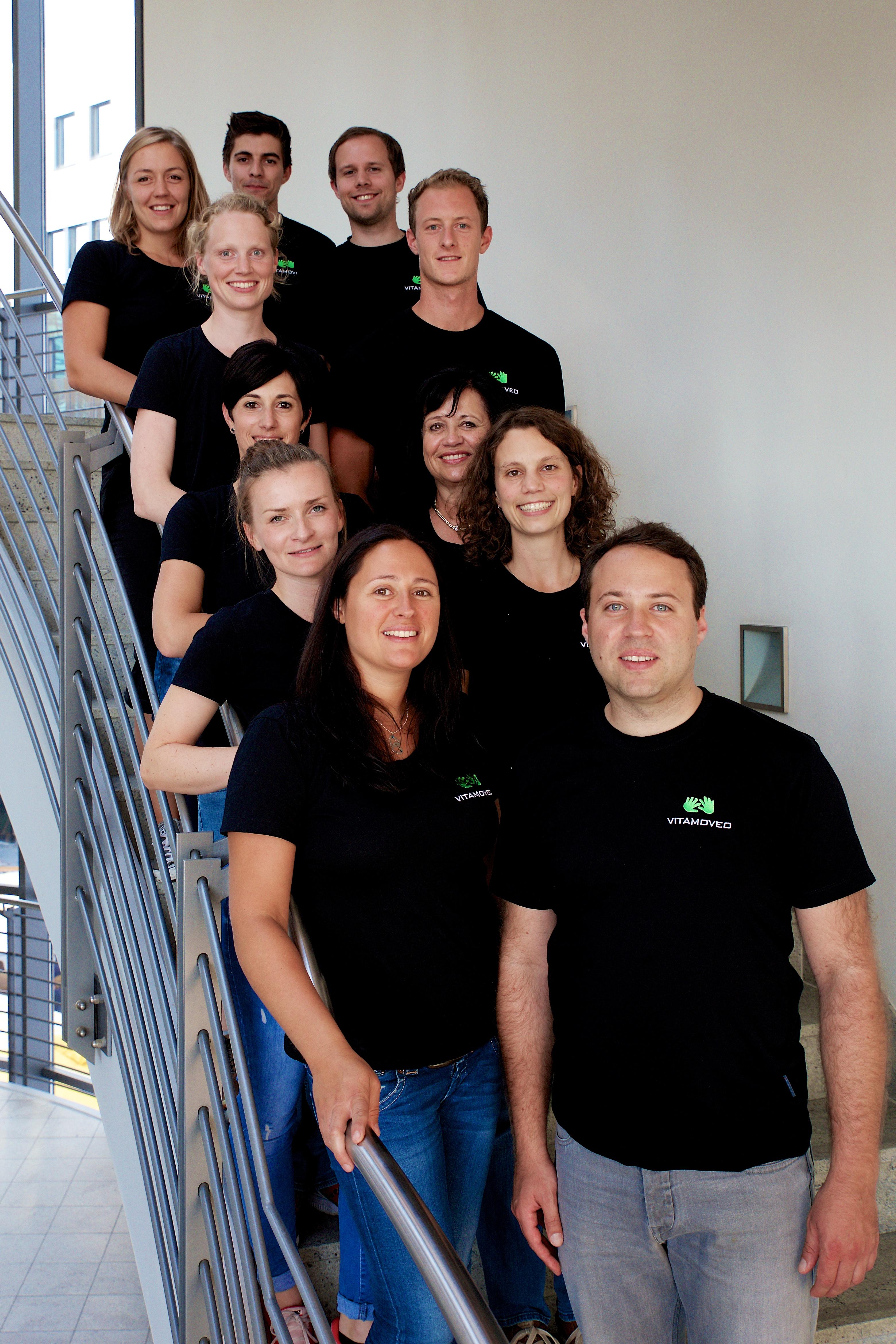 Das Team von Vitamoveo, Praxis für Cranio Sacral Therapie, Osteopathie Baby, Physiotherapie, unerfüllter Kinderwunsch.
