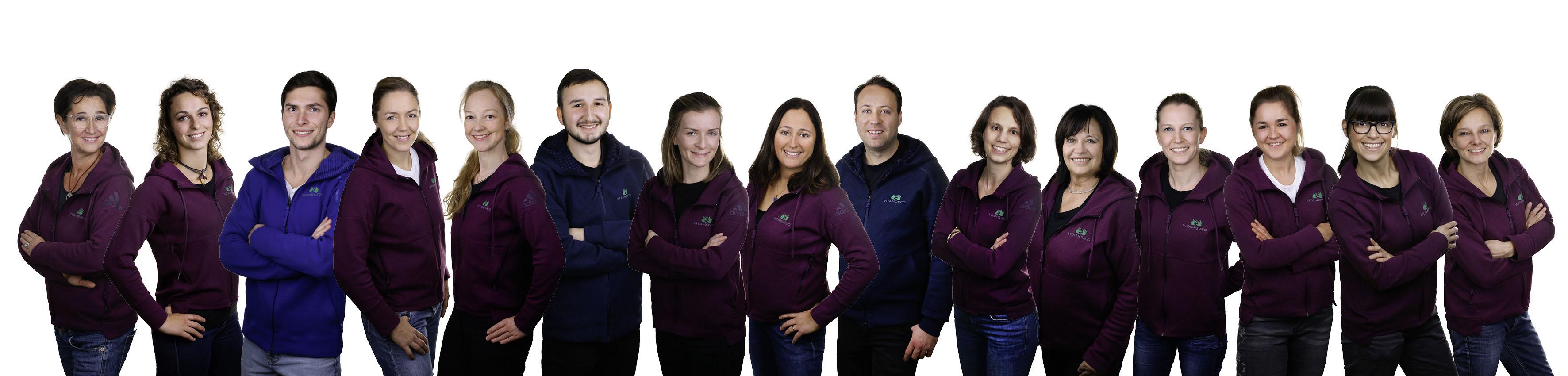 Das Vitamoveo Team